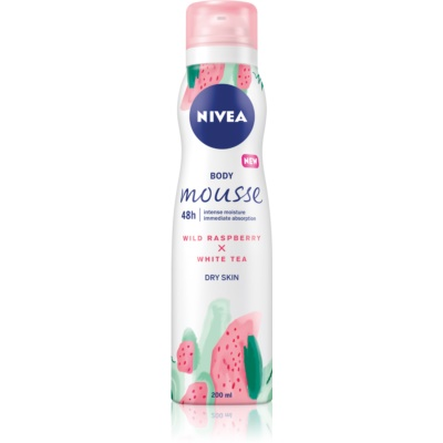 Nivea Wild Raspberry & White Tea