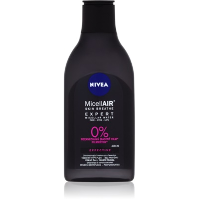 Nivea MicellAir Expert Міцелярна вода