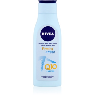 Refreshing Body Lotion For Legs