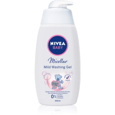 Nivea Baby Micellar Micellar Gel for Kids
