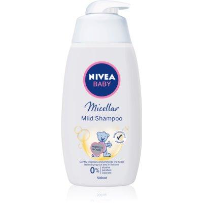 Nivea Baby Micellar șampon micelar delicat pentru copii