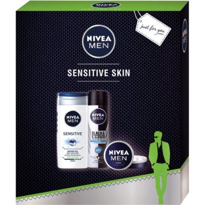 Nivea Men Sensitive kozmetická sada III.
