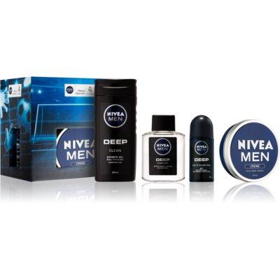 Nivea Men Deep καλλυντικό σετ I.