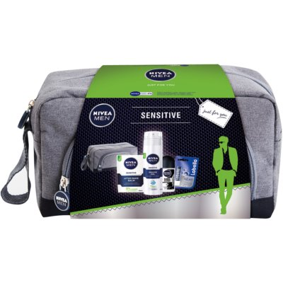 Nivea Men Sensitive Kosmetik-Set  IV.