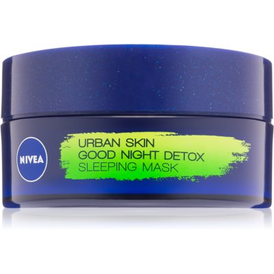 Sleeping Mask with Regenerative Effect