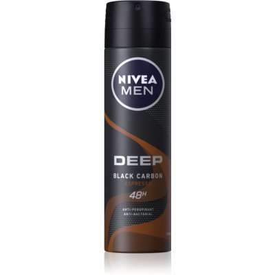 Nivea Men Deep Antiperspirant Spray for Men