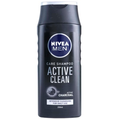 Shampoo with Activated Charcoal