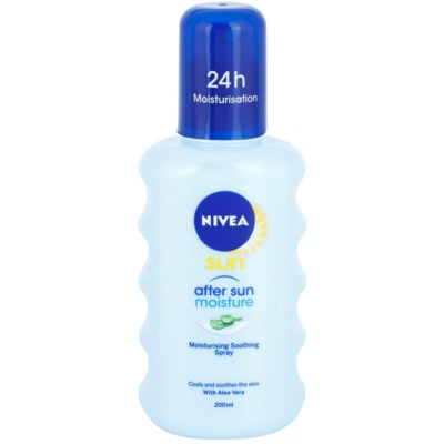 Nivea Sun After Sun spray after sun