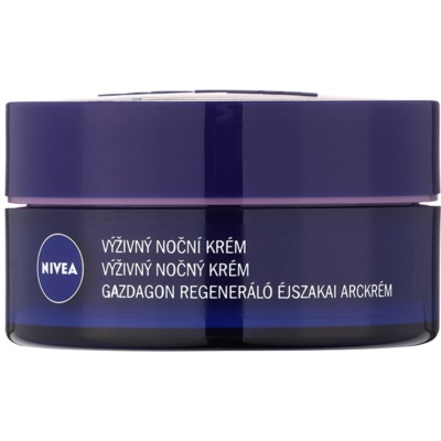 Nourishing And Moisturizing Night Cream For Dry Skin