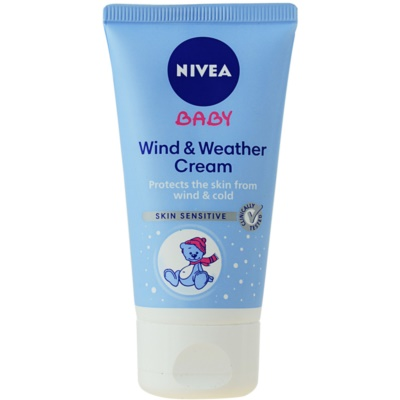 Nivea Baby Protective Cream To Protect From Cold And Wind
