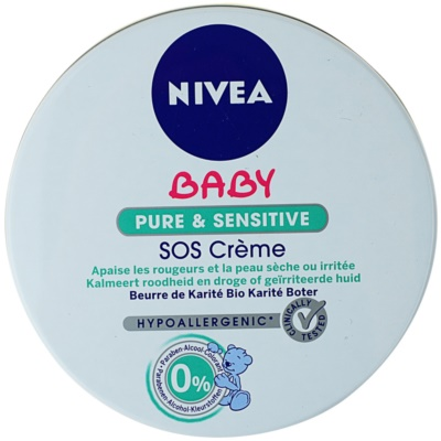 Nivea Baby Pure & Sensitive crema SOS
