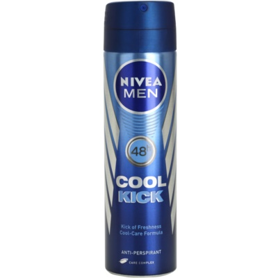 Nivea Men Cool Kick spray anti-transpirant