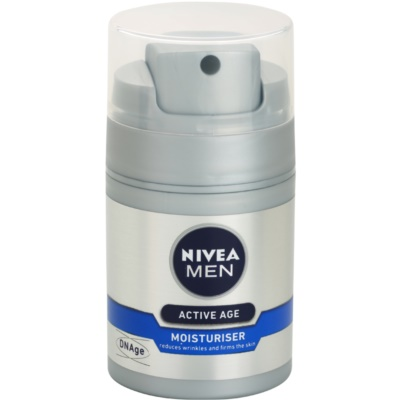 Nivea Men DNAge κρέμα προσώπου ενάντια στις ρυτίδες