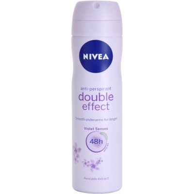 Nivea Double Effect Antitranspirant-Spray