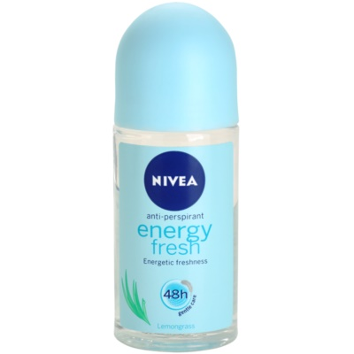 Nivea Energy Fresh roll-on antibacteriano