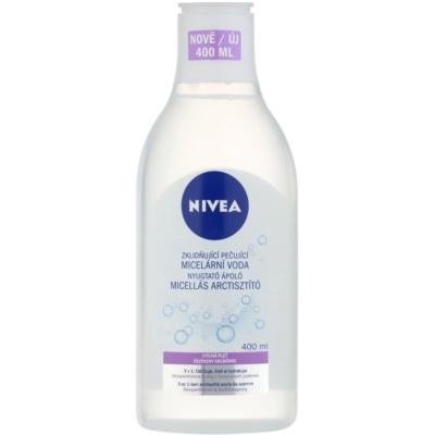 beruhigendes, reinigendes Mizellarwasser für empfindliche Haut