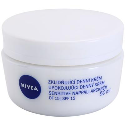 crema de día calmante  para pieles sensibles