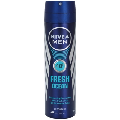 Nivea Men Fresh Ocean déodorant en spray