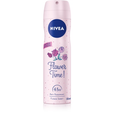 Nivea Flower Time! antitranspirante