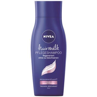 pečující šampon pro jemné vlasy
