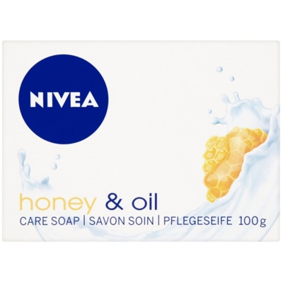 Nivea Honey & Oil Bar Soap