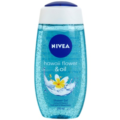 Nivea Hawaii Flower & Oil Shower Gel