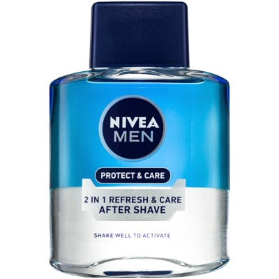Nivea Men Protect & Care loción after shave