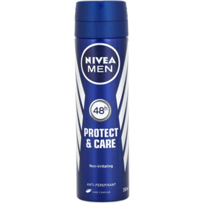 Nivea Men Protect & Care antitranspirante em spray