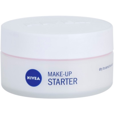 crema light baza pentru machiaj pentru piele uscata spre sensibila