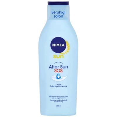 Nivea Sun SOS Lindrande after sun lotion
