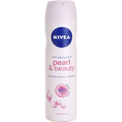 Nivea Pearl & Beauty anti-transpirant en spray