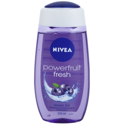 Nivea Powerfruit Fresh Shower Gel
