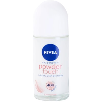 Nivea Powder Touch Antiperspirant Roll-On