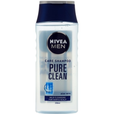 Nivea Men Pure Clean sampon normál hajra