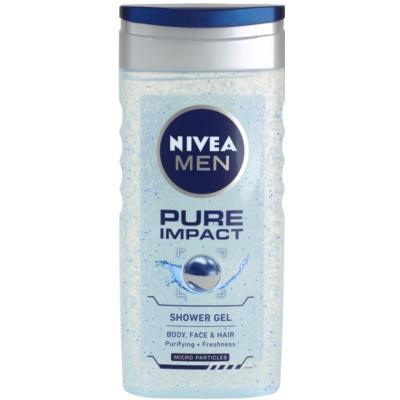Nivea Men Pure Impact Duschgel