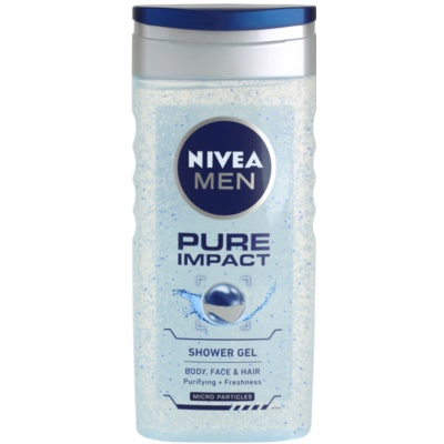 Nivea Men Pure Impact gel de ducha