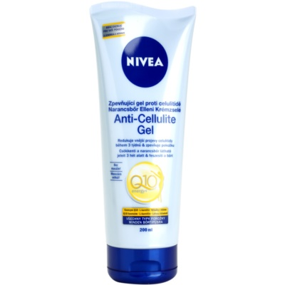 Nivea Q10 Plus Firming Gel To Treat Cellulite