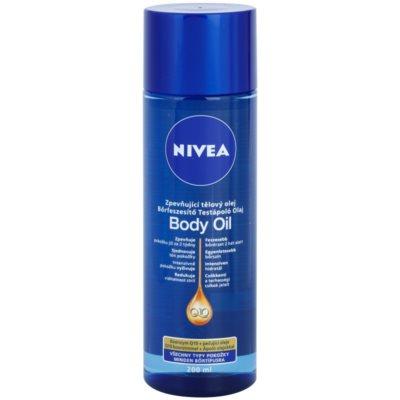 zpevňující tělový olej pro všechny typy pokožky