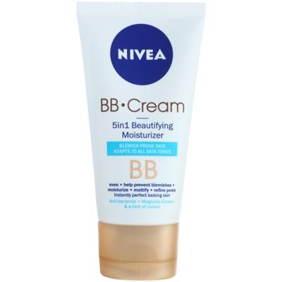 BB крем для проблемної шкіри