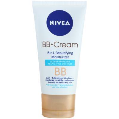 BB Creme für unreine Haut