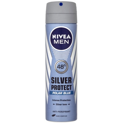 Nivea Men Silver Protect antitranspirante em spray