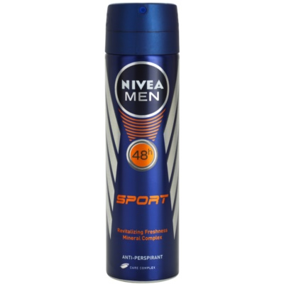 Nivea Men Sport antiperspirant spray -ben