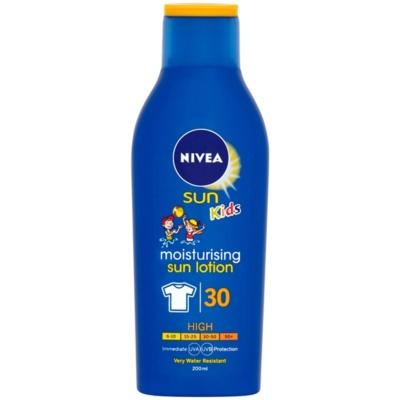 детско мляко за тен SPF 30