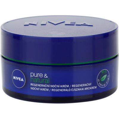 Regenerating Night Cream for All Skin Types
