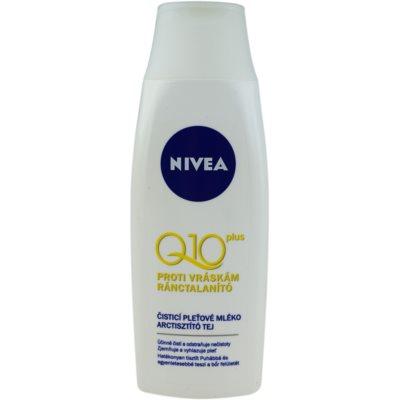leche limpiadora para rostro antiarrugas