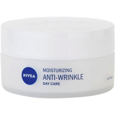 crema de día hidratante  antiarrugas