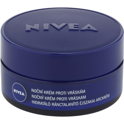 Hydrating Night Cream with Anti-Wrinkle Effect