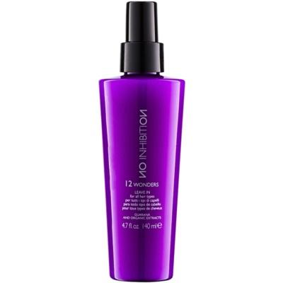 No Inhibition Styling maschera intensa in spray senza risciacquo per tutti i tipi di capelli