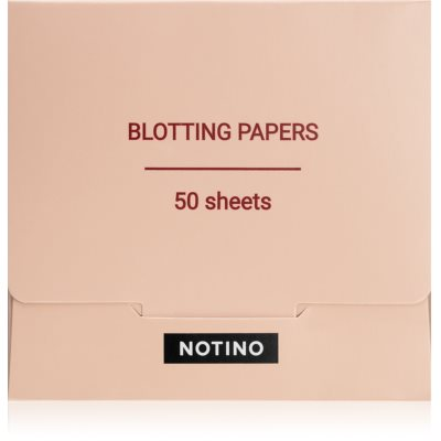 Notino Glamour Collection Blotting Papers mattító kendő
