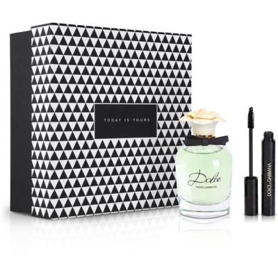 fragrance fraîche et charmante pour femmes inspirantes + mascara pour des cils épais et intensément noirs